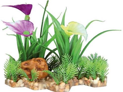 Plastic Aquatic Flower Bed