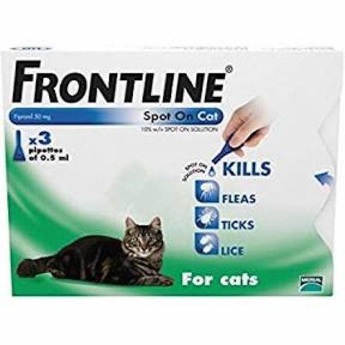Cat Frontline Spot On