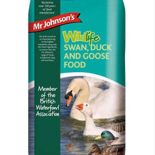 Mr Johnsons Duck, Swan & Goose Food