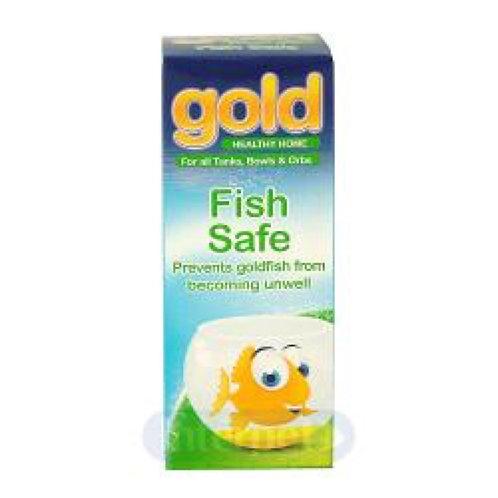 Gold Fish Safe