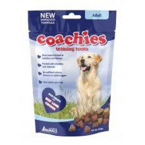Coachies Adult Training Treat Chicken and Beef 75g