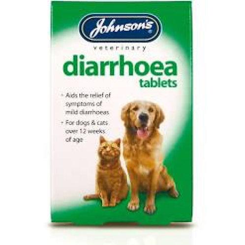 Johnson's Diarrhoea Tablets
