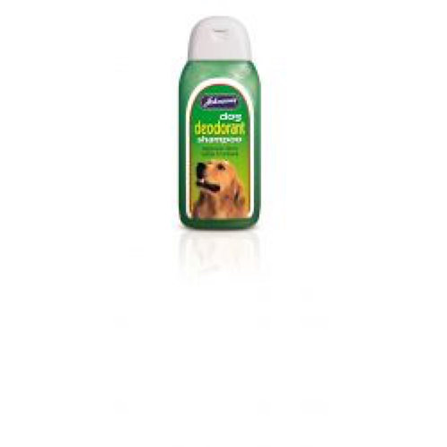 Johnson's Dog Deodorant Shampoo