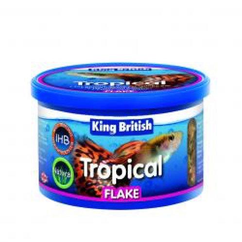 Aquarian Tropical Flake Food