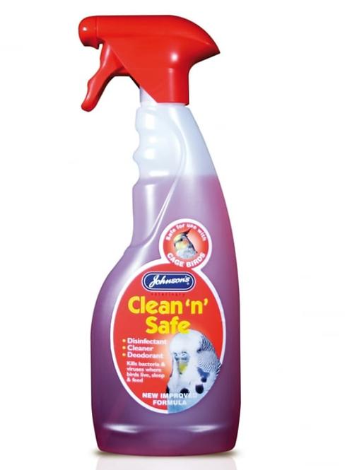 Birds Clean 'n' Safe Disinfectant