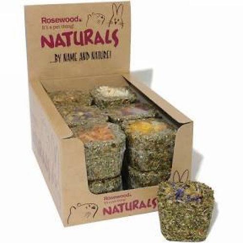 Naturals grainless nibble pots