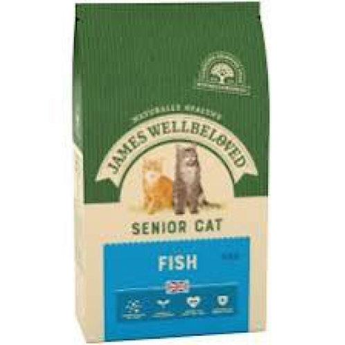 James Wellbeloved Senior Cat Fish 1.5kg