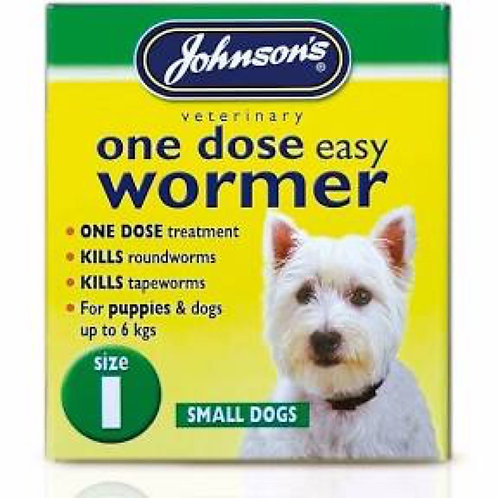 Johnson's Easy Wormer Size 1