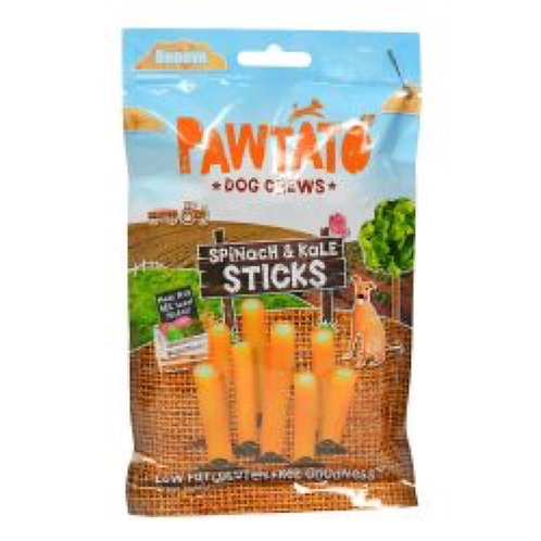 Pawtato Spinach and Kale Sticks