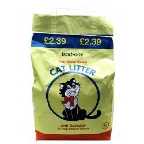 Best one cat litter