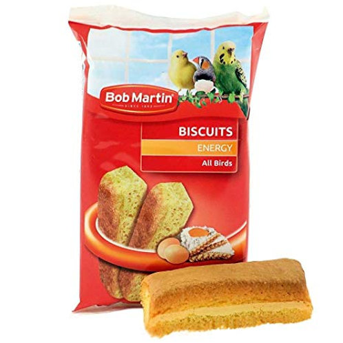 Egg Biscuits Energy for Birds Rich in Eggs & Vital Proteins 30g (Egg Biscuit)