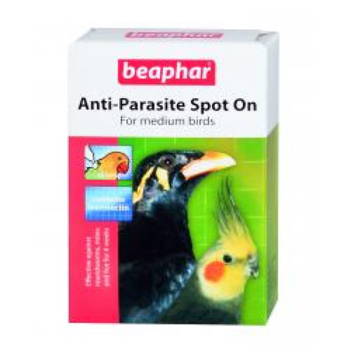 Beaphar Anti-Parasite Medium Bird