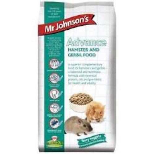 Mr Johnson's Advance Hamster And Gerbil Food 750g