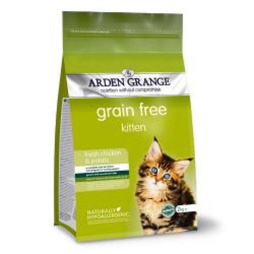 Arden Grange Grain Free Kitten 400g