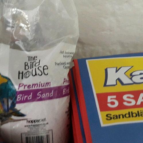 H PET BIRD SAND PREMIUM 2KG