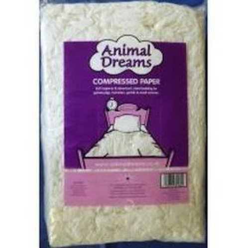 Paper Bedding Compressed Small Bale