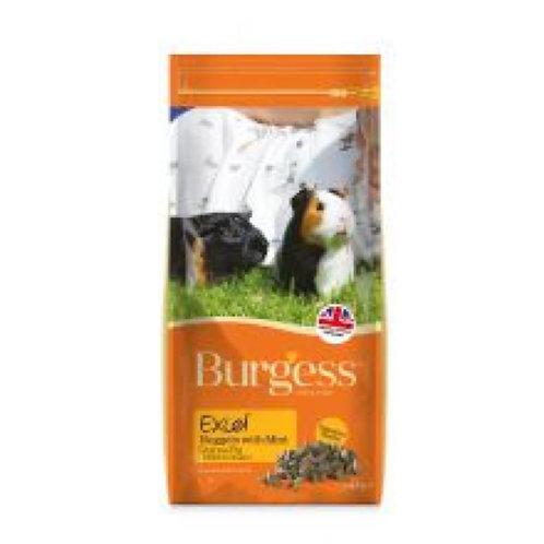 Burgess Guinea Pig Nuggets 4kg