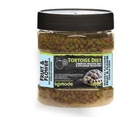 Komodo Tortoise Diet Fruit and Flower Pellets