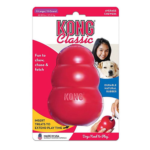 Kong Classic Red XL