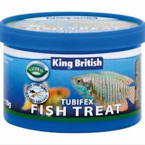 King British Tubifex