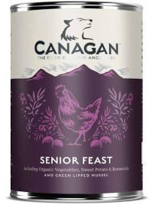 Canagan Dog Can Senior Feast 400g