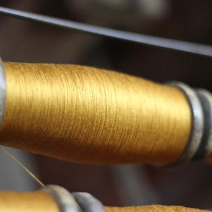 Tumeric cotton