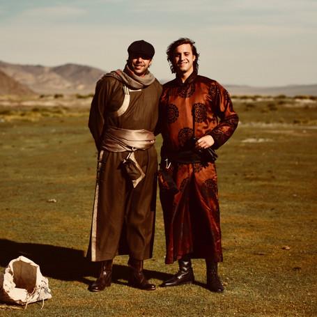 Mongolian Deel