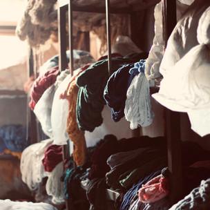 Cotton cuboard