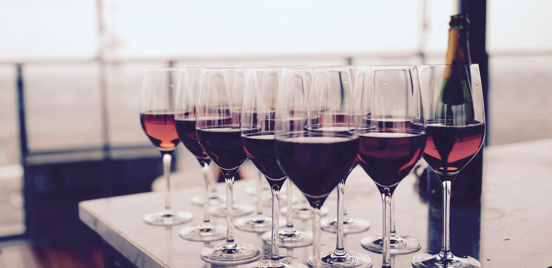 Wijnproeverijen