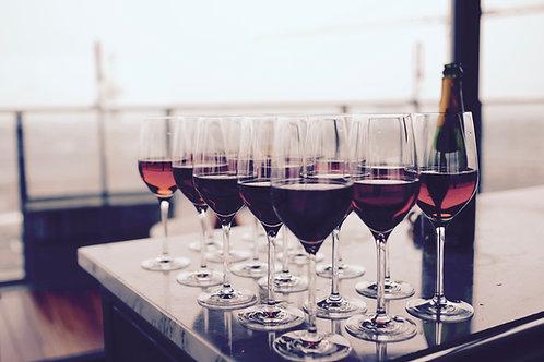 Wine Tasting 101 Class