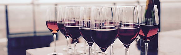 Red Wine by the Glass