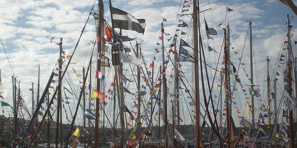Sailing Cruise from Falmouth to Dartmouth