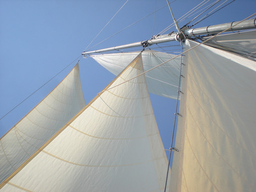 There is still time to book on our late summer sailing cruise
