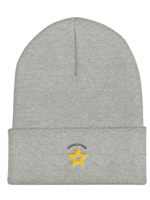 Undiscovered Star Beanie Hat