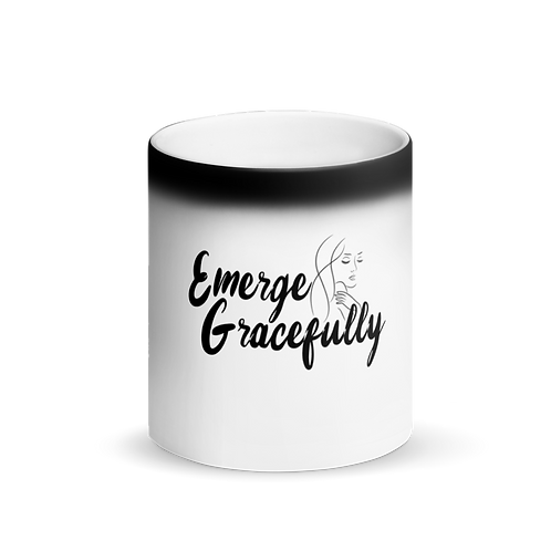 Emerge Gracefully Coffee Mug