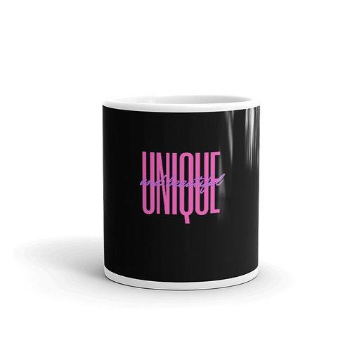Unique Glossy Coffee Mug