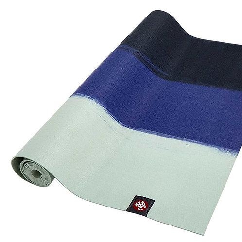Manduka eKO SuperLite Travel Yoga Mat Surf Stripe