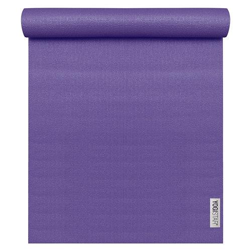Yogistar Basic Yoga Mat - Violet