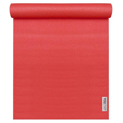 Yogistar Basic Yoga Mat - Fire Red