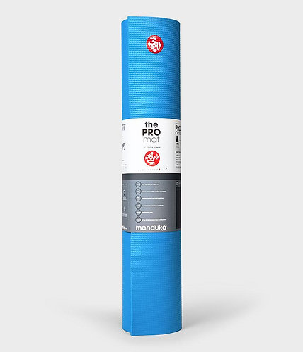 Manduka Pro Yoga Mat (6mm) - Dresden Blue