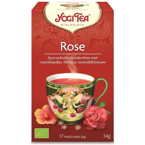 Yogi Tea Rose Tea