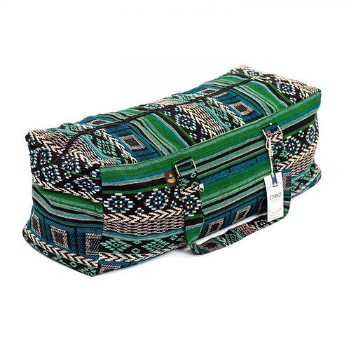 Yoga Bag Bodhi - Ethno Collection (green)