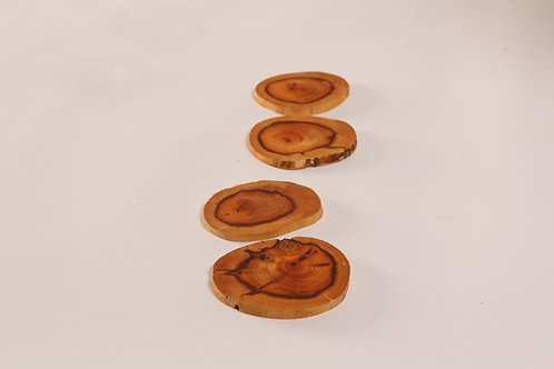 Welsh Hardwood - Coasters
