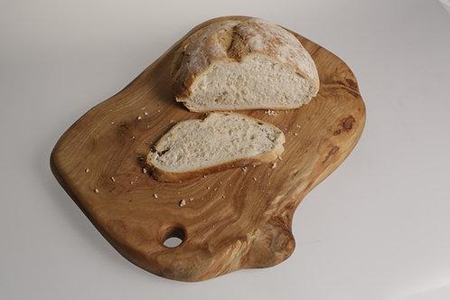 Natural Food Boards-Circular Handle