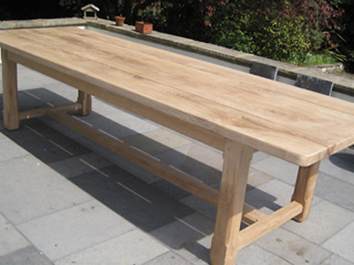 Welsh Oak Solid Table
