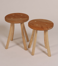 Stool & Side Table - Flat top