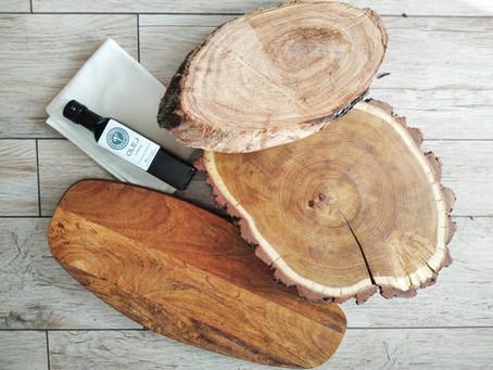 Olejowanie drewna olejem jadalnym – krok po kroku