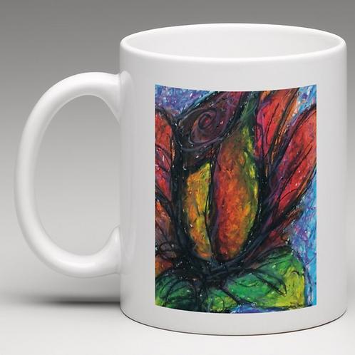 Pride Rose Art Mug