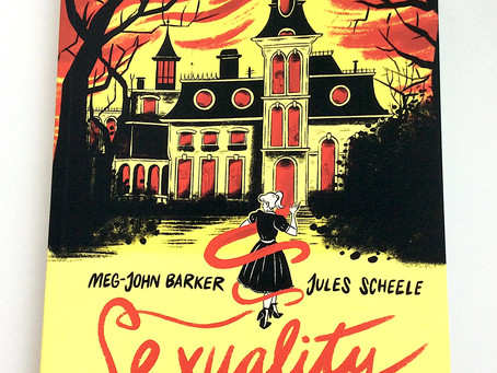 New graphic guide on sexuality by Meg-John Barker & Jules Scheele
