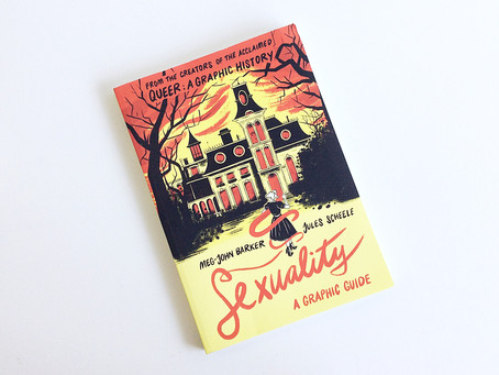 New Guide on Sexuality by Meg-John Barker & Jules Scheele